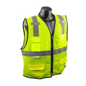 Radians Economy HiVis Surveyor Vest