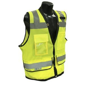 Radians Heavy Duty HiVis Surveyor Vest