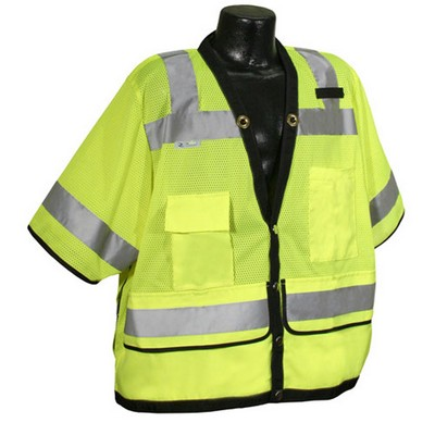 Radians Class 3 Heavy Duty Surveyor Vest